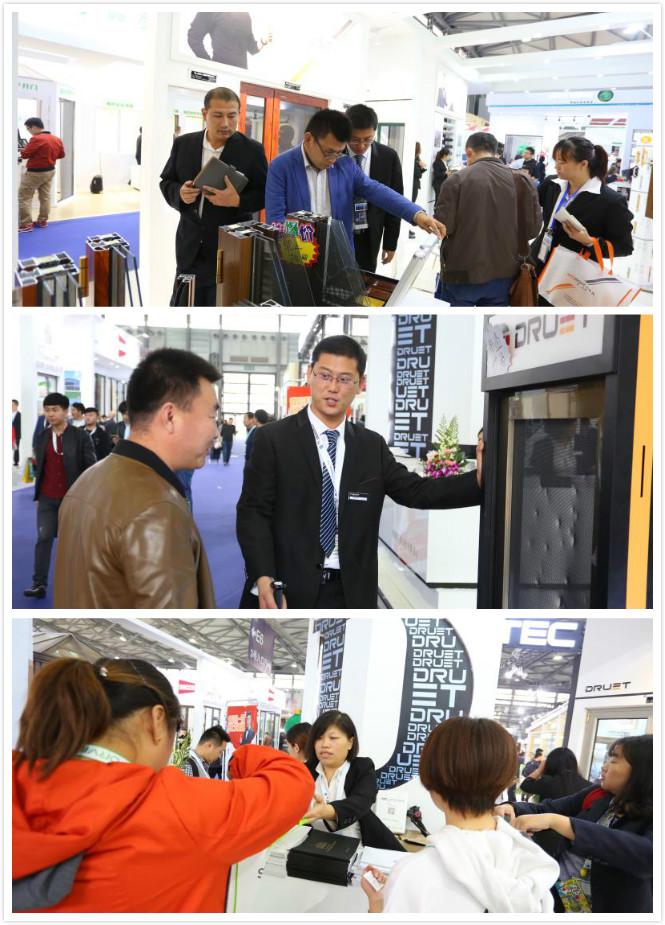 [Thankful to you] Shanghai Fenestration China comes to end successfully