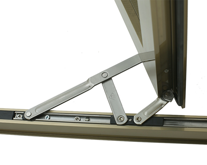 SSJ-0002 Exterior installed outer open screen window